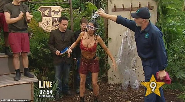 Rough:For the first time in I'm A Celebrity history, a star decided to take on the challenge of returning to the jungle, and as Katie Price headed back to the camp, viewers wasted no time in putting her through hell