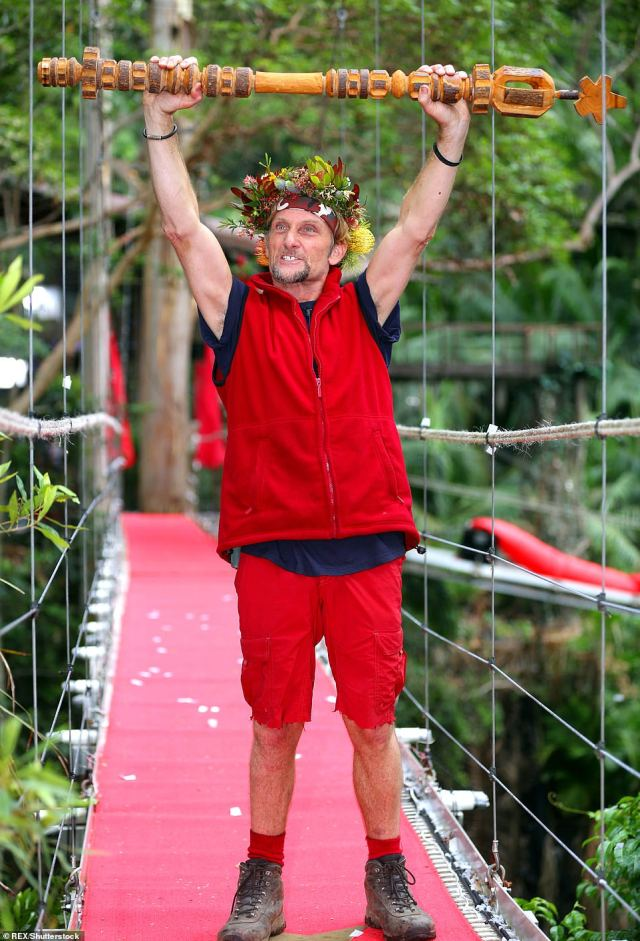 Long live the King!While fans enjoyed the unlikely 'bromance' between Michael Buerk and Tinchy Stryder, Foggy remained a favourite from the start, and after the racer took on the infamous Bushtucker Bonanza he was crowned winner