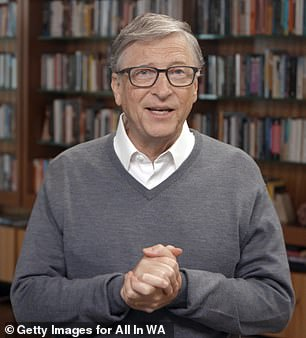 Some say vaccine is Bill Gates' effort to implant the world with microchips