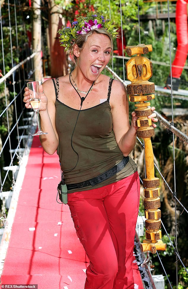 Not making a reprise! Charlie appeared on I'm A Celebrity back in 2012 and it had been reported that the former star could host a trial during the current season