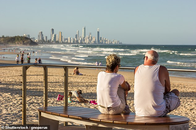 Some 2.5million aged pensioners are among the 5.1 million Australians who will receive a $250 Economic Support Payment on November 30 and another $250 payment from March 1, 2021