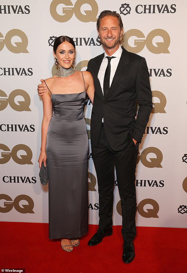 Pictured:Kate Fowler and Justin Hemmes arrive at the GQ Men of the Year Awards 2016. The couple split in 2018