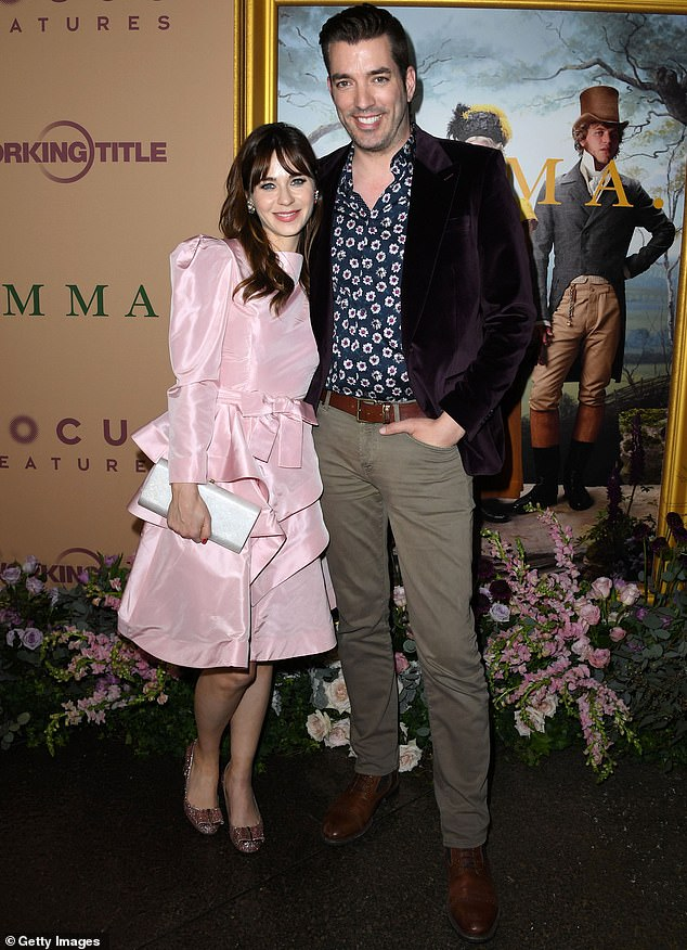 Couple: Deschanel, 40, went public with her romance with the Canadian reality star, 44, in September 2019 after filing for divorce from husband Jacob Pechenik