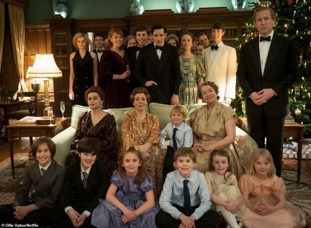 It's here!The Crown has made its long-awaited return to screens with the Royal Family facing a period of transition plagued by political division and the emerging of a modern icon (pictured in the series)
