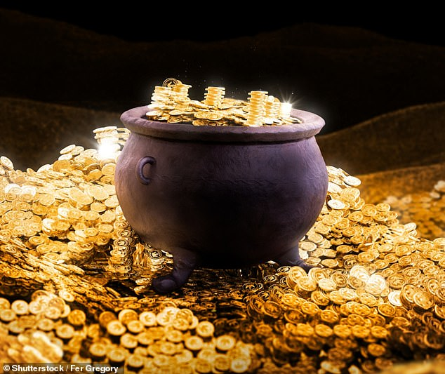 Pot of gold?:Millions of us have pensions we have paid into over the years that we now have no idea what they are worth