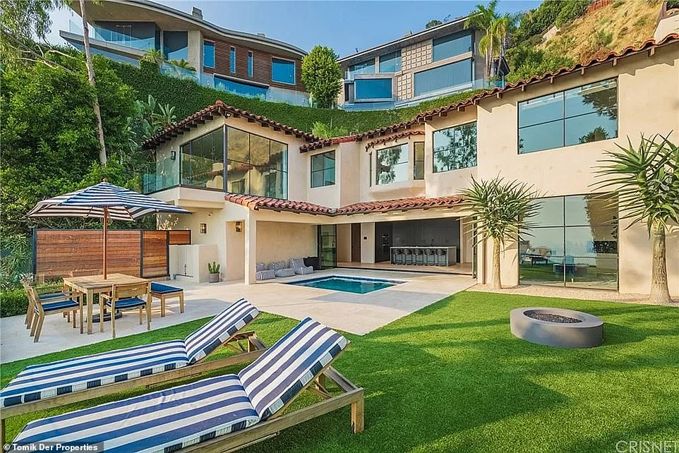 Jersey Shore's Vinny Guadagnino buys a gorgeous new home in the Hollywood Hills for .5 million