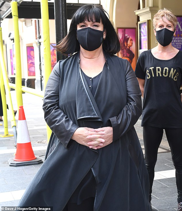 Last month, actress Dawn French (pictured) admitted she was concerned that 'cancel culture' could mean modern comedians might not be able to do edgy comedy