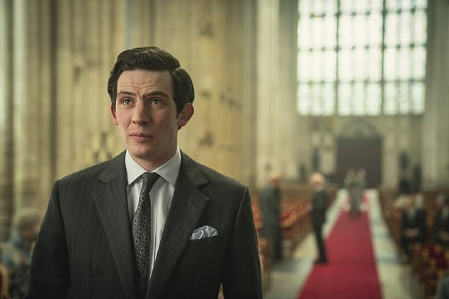 Character: Josh is set to reprise his role as Prince Charles in season four of The Crown when it debuts on Netflix on Sunday