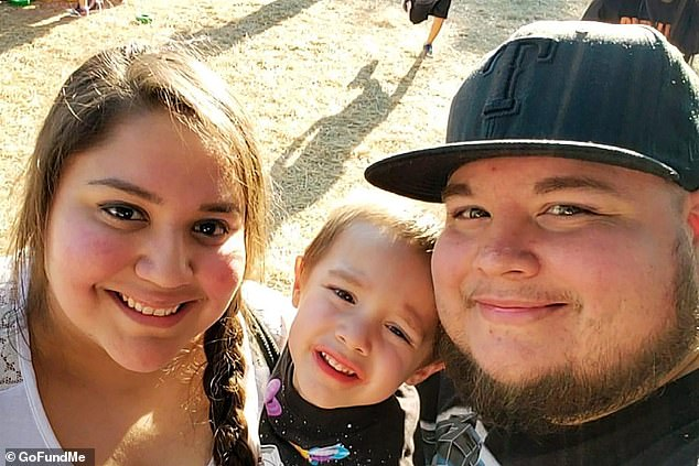 Adan, 33, and Mariah Gonzales, 29 both died from coronavirus within 100 days. They left behind their little boy, Raiden, who is just four-years-old