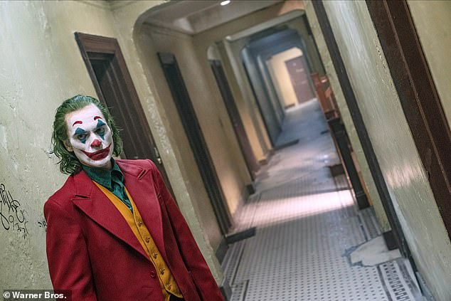 When Joker was released late last year: It created controversy and generated think pieces as to whether Phoenix's portrayal of Arthur Fleck, who suffered from various forms of mental illness, was accurate or sympathetic