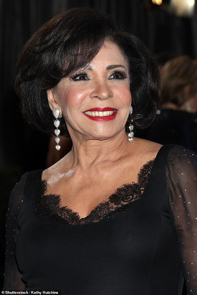 The legendary singer, 83, (pictured in 2013 in Los Angeles) says she 'doesn't have diet secrets' and simply tries her best to eat well during the week so she can 'go mad' on the weekend