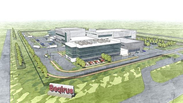 The new factory will replace the company's old factory at Parkville, Melbourne, in 2026
