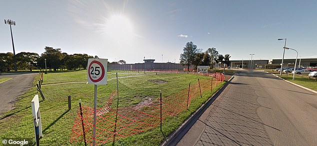 A worker at Yatala Labour Prison (pictured) in Adelaide's north tested positive on Sunday
