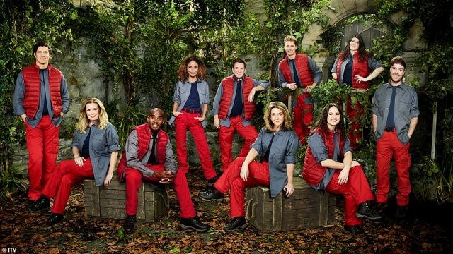 Star-studded:I'm A Celebrity... Get Me Out Of Here! is set for its long-awaited return this weekend for its 20th series,after being relocated to Gwrych Castle in Wales due to the COVID-19 pandemic (2020 lineup is pictured)