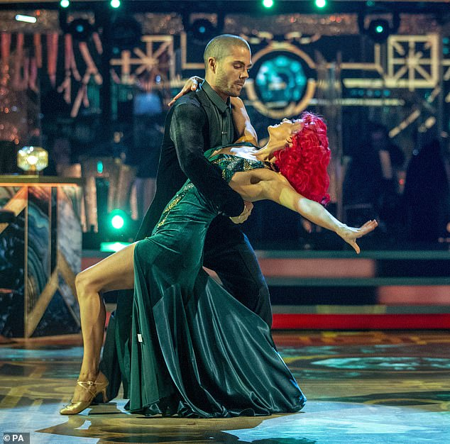 Strictly Come Dancing: Max George became the third celebrity to be eliminated from the show after going up against Maisie Smith in the dreaded dance-off on Sunday night