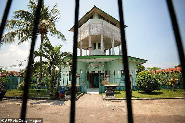 The maximum security cells of Kerobokan prison, where many Australians have found themselves over the years