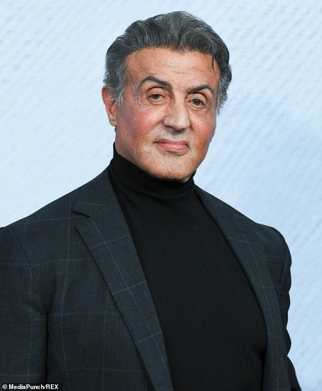 Great choice:Sylvester Stallone has joined James Gunn's The Suicide Squad in an unknown role as the director called him an 'iconic movie star' when he announced the news on Saturday