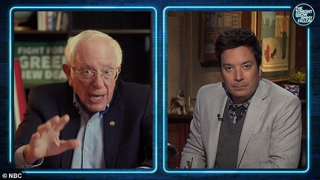 In an interview with Jimmy Fallon on October 23,Bernie Sanders accurately predicted that Donald Trump would prematurely claim victory in the presidential election before ballots had been fully counted in crucial swing states