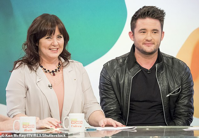 Family: Shane's mother Coleen Nolan is also a panellist on Loose Women alongside Linda
