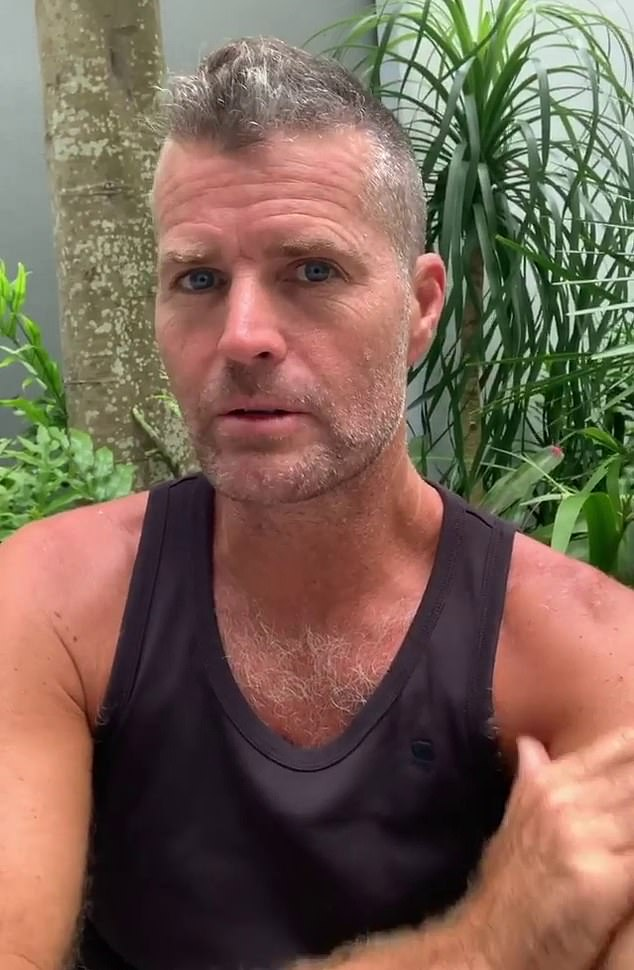 Boned: Channel 10 has cut all ties with Pete Evans (pictured) after the disgraced celebrity chef shared a neo-Nazi meme on Instagram then offered a sarcastic non-apology