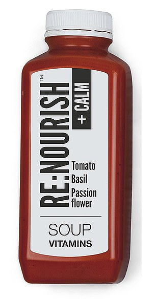 Re:Nourish Calm Tomato, Basil, Passion Flower
