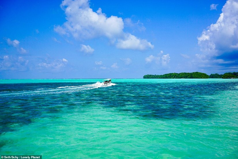 Best islands - Palau, Pacific Ocean. 'Progressive policies and protective measures have put the pristine archipelago at the vanguard of environmental sustainability,' says Lonely Planet