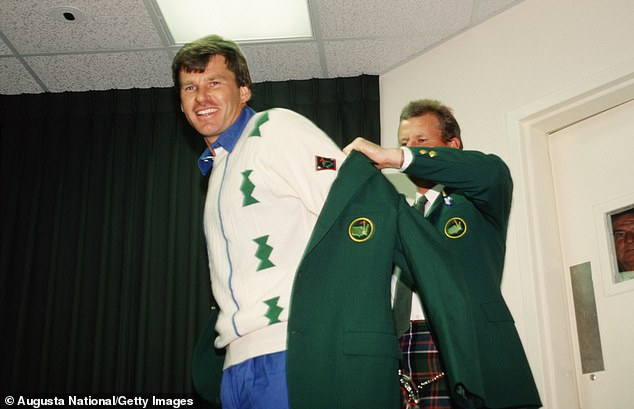 Nick Faldo won more majors than anyone else of his generation and played in 11 Ryder Cups