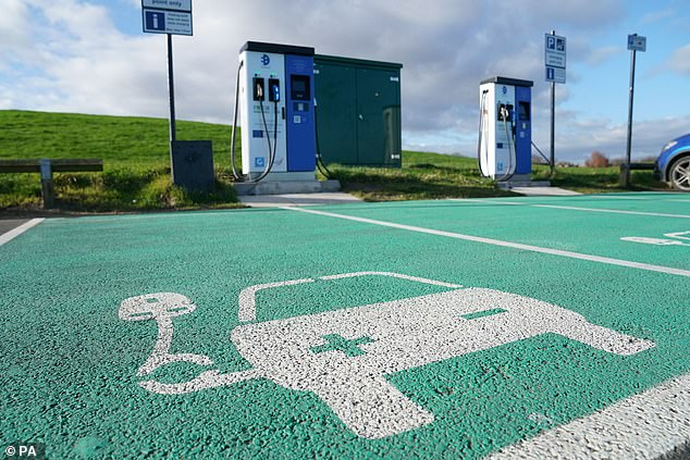 Paving the way for an electric vehicle revolution, he is to unveil a ten-point, £12billion plan for the environment.