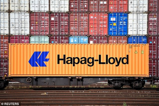 CMA CGM and Hapag-Lloyd, two of the world's largest shipping lines, have imposed surcharges on imports to UK ports as delays mount for British businesses