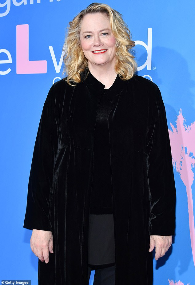 New opportunities: Cybill Shepherd is set to star in an upcoming comedy pilot for Showtime titled 'I Love This For You'; the actress is seen here in 2019