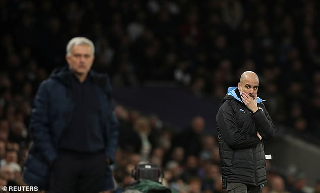 Jose Mourinho and Pep Guardiola resume their long-standing rivalry this weekend