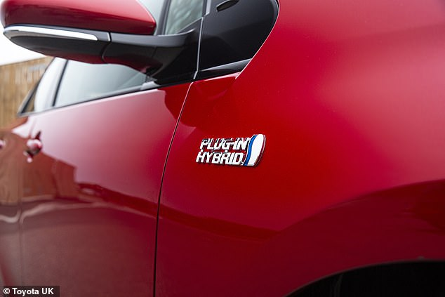 Plug-in hybrid cars have much longer electric-only driving ranges than conventional hybrids that cannot be plugged into the grid to replenish their onboard batteries