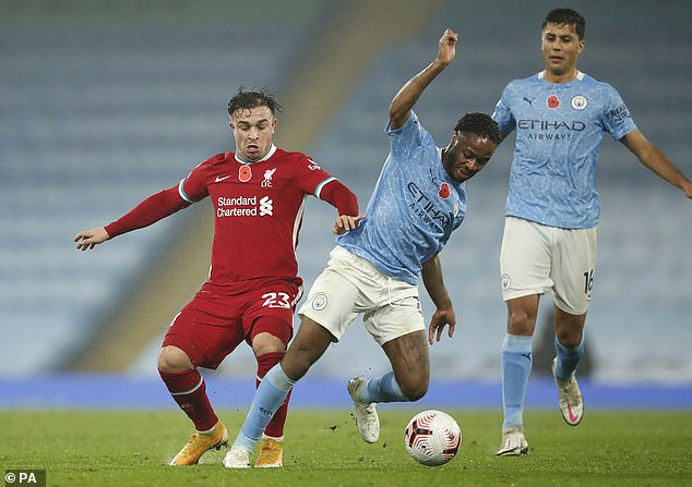 Manchester City drew 1-1 with Liverpool last time out but they haven't really got going yet
