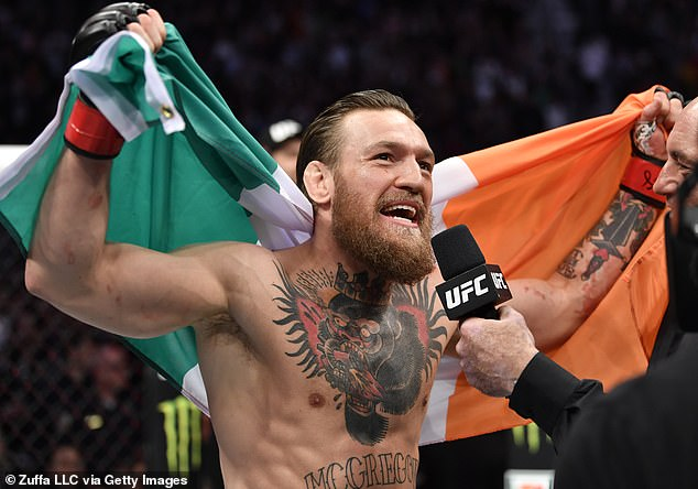 Conor McGregor's octagon return confirmed with Notorious set to take on Dustin Poirier at UFC 257   Daily Mail Online