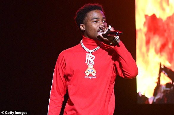 Roddy Rich is tied with The Weeknd for the most nominations, also with eight