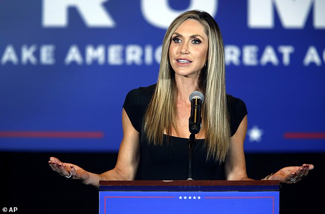 On the 2020 campaign trail, Lara became a staunch defender of Trump