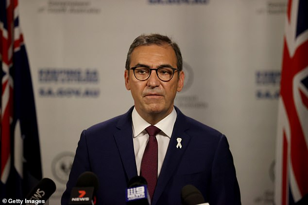 Premier Steven Marshall announced on Friday the strict lockdown imposed on the state, which was based on the false information, will end at midnight on Saturday