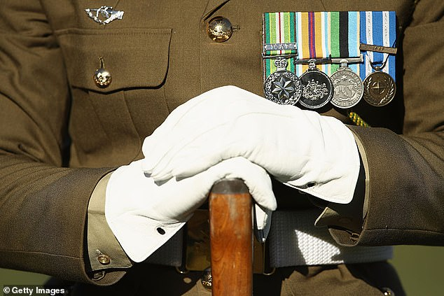Thousands of Australian soldiers could have their medals stripped after a report found there was no longer 'sustained outstanding service' after a damning inquiry exposed a litany of alleged war crimes