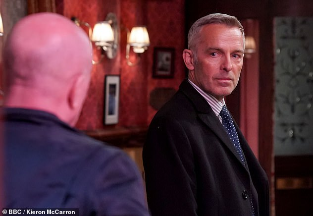 Going down? With DI Thompson determined to see Phil pay after actually spotted him at the scene and Callum put under pressure after being suspected of tipping Ben off, could Kush get caught up in the crossfire and be made the scapegoat?