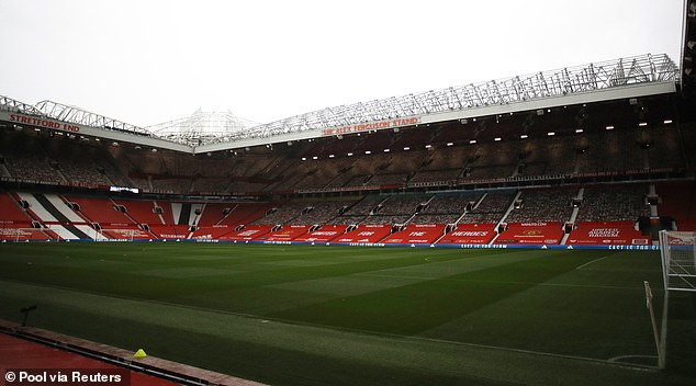 Manchester United have been hit by a cyber attack on their systems from 'organised criminals'