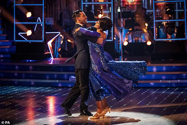 Closeness:The comments come soon after Ranvir teased that the duo will be up in 'each other's business' when dancing the sensual Argentine tango on Saturday night