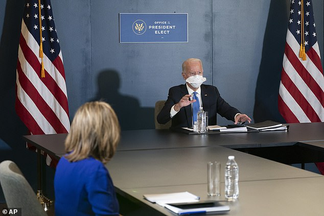 Joe Biden loses it at CBS reporter Bo Erickson who asked about kids going back to classrooms