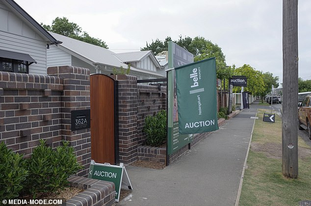 Restrictions: The show's executive producer Julian Cress told MediaWeek the auctions will be filmed under COVID-safe restrictions, with only 10 people plus the agent present