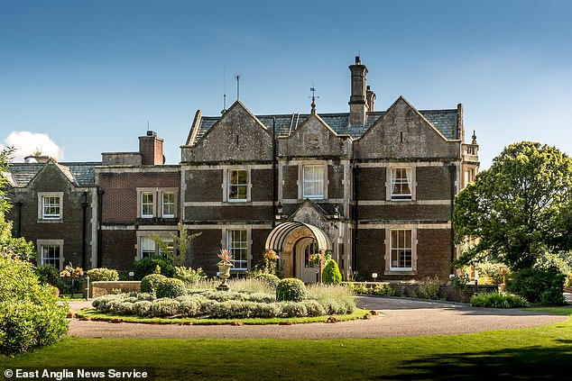 Earl Spencer said he refused to allow Netflix access to Diana's family home, Althorp in Northamptonshire (pictured) because their series The Crown is 'factually inaccurate'