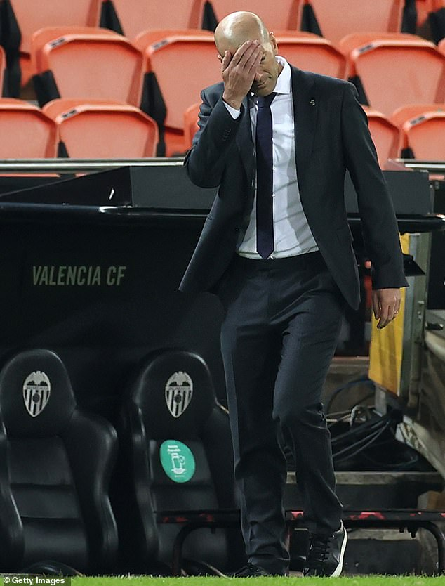 Zidane sees his fourth-placed side travel to Villarreal in second for a key clash on Saturday