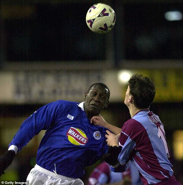Heskey started his career with his boyhood club before sealing a big move to Liverpool