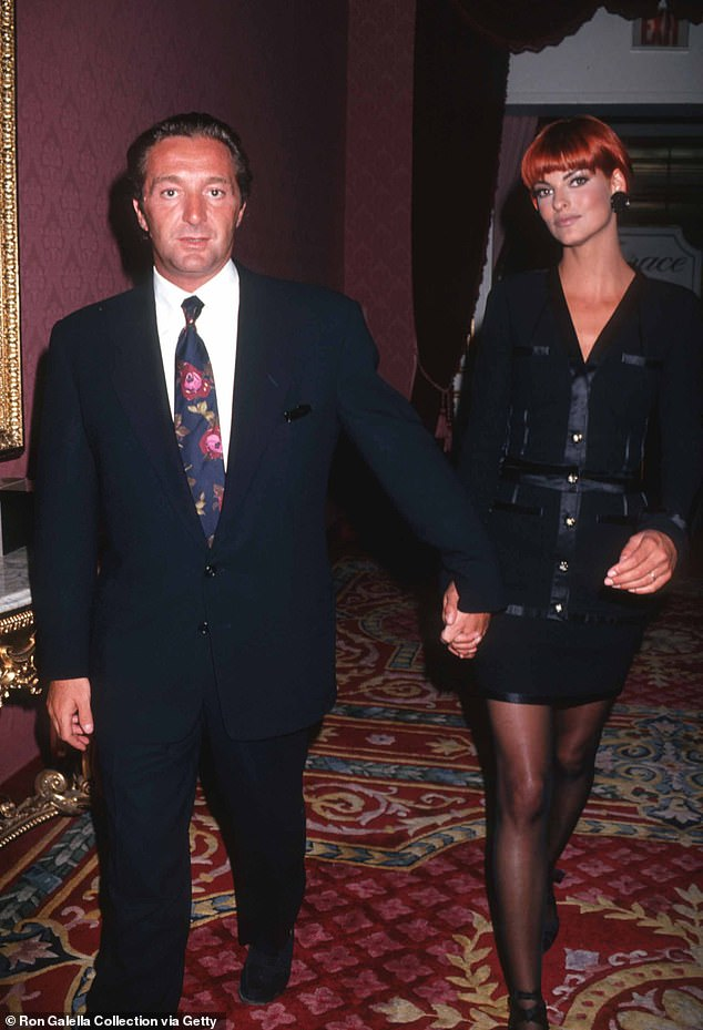 Gérald Marie, pictured with ex-wife Linda Evangelista, is facing fresh allegations from models.It is not suggested that Evangelista was aware of any such incidents and last month, she praised the 'courage and strength' of the women who have accused her ex-husband of sexual misconduct and rape