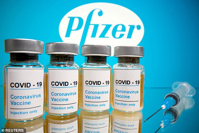 Pfizer Inc will apply for emergency use authorization of its COVID-19 vaccine with the Food and Drug Administration today - a major step toward providing protection against the coronavirus for pandemic-weary Americans