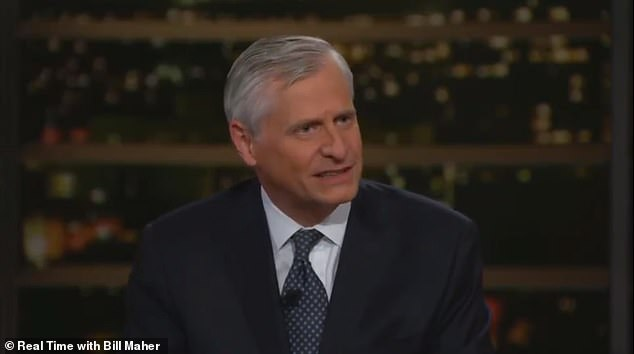 Prior to his ousting at MSNBC, Meacham won a Pulitzer Prizein 2009 for his book, 'American Lion: Andrew Jackson in the White House.'