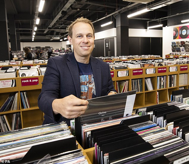 Notice: HMV boss Doug Putman says shops need time to prepare for reopening